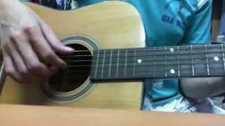 Nuối tiếc - Hồ Quỳnh Hương (guitar cover)