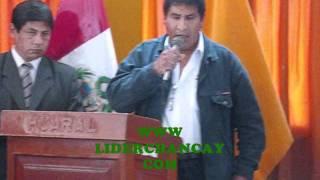 Alcalde de Ihuarí pide electrificación