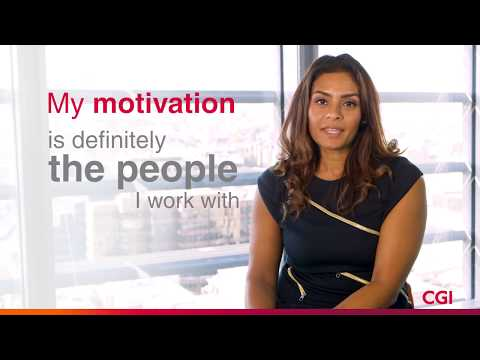Careers at CGI - Member stories