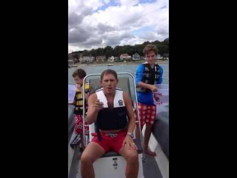 David Ingram ALS Ice Bucket Challenge