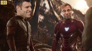 Champions League: Infinity War. Real Madrid v Liverpool - it all comes down to this