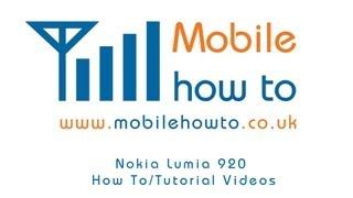 How to change font size - Windows Phone 8/Nokia Lumia 920