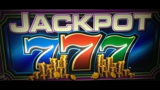 Jackpot 777 Slot Machine Bonus