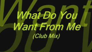Cascada - What Do You Want From Me (ClubMix)