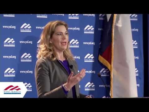 Catherine Engelbrecht - YAF Freedom Conference, Dallas TX