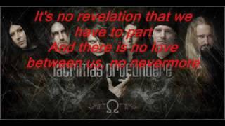 Lacrimas Profundere - Burn [with lyrics]