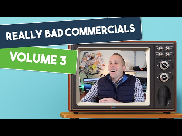Marketing Expert Reacts to Bad Commercials