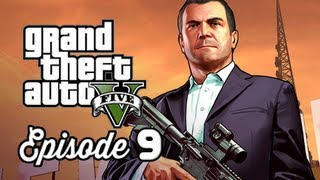 Grand Theft Auto 5 Walkthrough Part 9 - The Good Husband ( GTAV Gameplay Commentary )