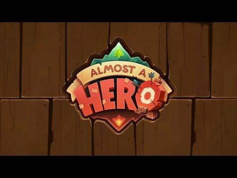 ALMOST A HERO Gameplay Walkthrough