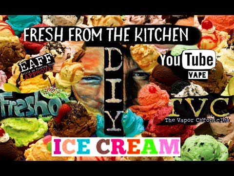 Fresh From The Kitchen Lesson 46 Ice Cream Flavors
