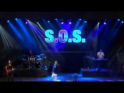 Thomas Anders (Modern Talking) - Atlantis Is Calling (SOS For Love)- live - Starlight Bowl - Burbank