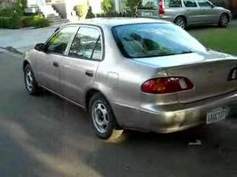 2007 Toyota Corolla For Sale >> 1998 Toyota Corolla - YouTube