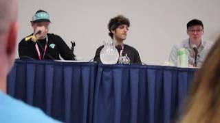 Sex EduTube Discussion w/ Sugar Pine 7 | VidCon 2018