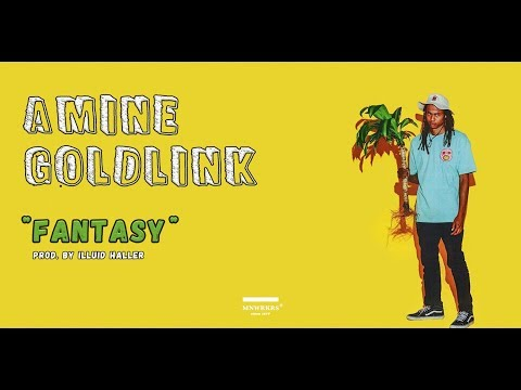 "[FREE] Amine X GoldLink Type Beat 2018 - ""FANTASY""   Free Type Beat 2018   RapTrap Instrumental 2018"
