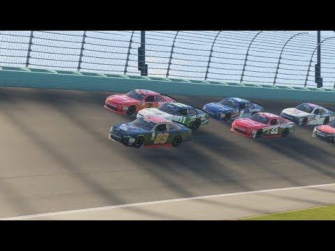 XFINITY SERIES CHAMPIONSHIP | NASCAR Heat 2 Career (Part 41)
