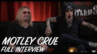 Motley Crue Interview