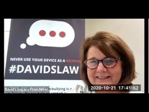 Parent Presentation with Bonham Academy   David's Legacy Foundation