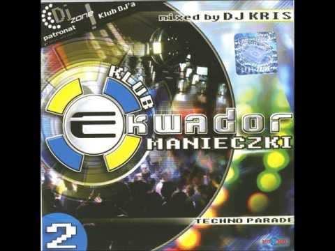 9.SPEED IT UP - CLUB CAVIAR EKWADOR MANIECZKI vol.2 Mixed by DJ KRIS