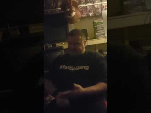 STORM TALKING ABOUT R.I.P WOODIE AND MATTER OF TIME TRACK