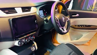 2019 Renault Triber 7 Seat Crossover MPV - Interior and Exterior !!