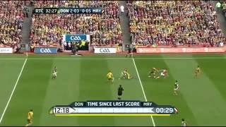 Donegal v Mayo - 2012 Football Final