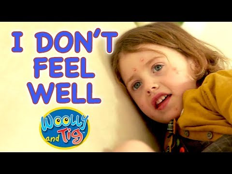 Woolly and Tig - I Don't Feel Well   The Hospital