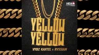Vybz Kartel and Rvssian - Yellow Yellow ( Audio) | Head Concussion Records