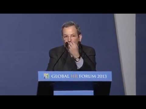 Ehud Barak - Fearless innovation strategies
