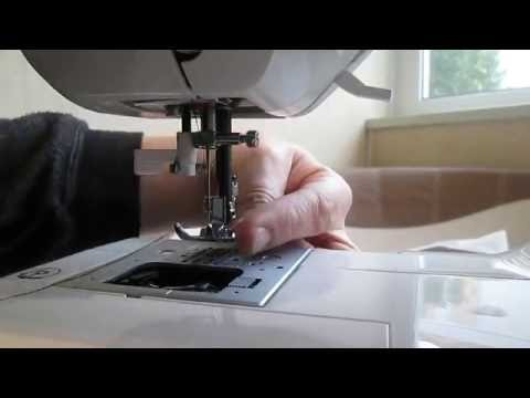 Как настроить швейную машинку jaguar