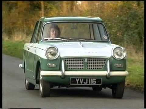 Classic British Cars - One Lady Owner - YouTube