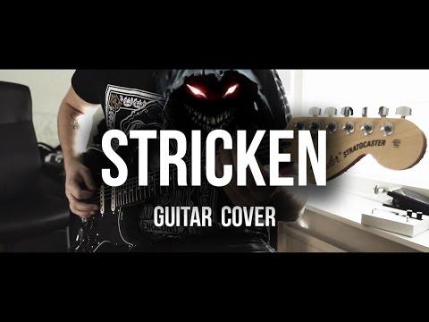 Disturbed - STRICKEN (Guitar Cover) by Noggex