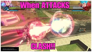 Ultimate Attacks Clash - Dragon Ball Xenoverse 2