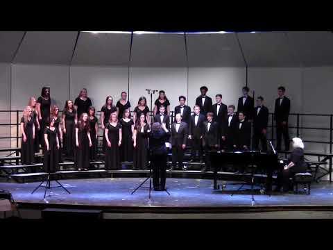 """Cheres Fleurs"" - CSHS Mixed Varsity Choir UIL 04/19/2018"