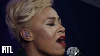 Emeli Sandé - Every teardrops is a waterfall en live dans le Grand Studio RTL