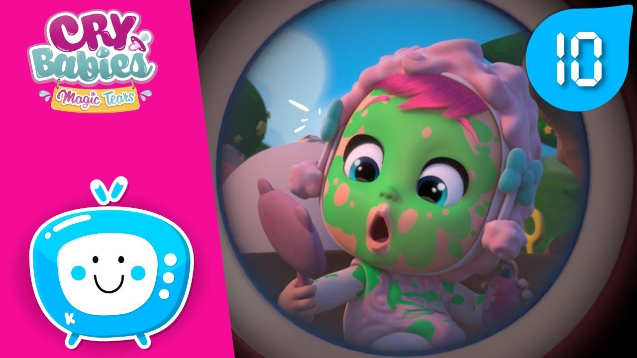 Épisodes COMPLETS 😱 CRY BABIES 💧 MAGIC TEARS 💕 Dessins animés pour enfants