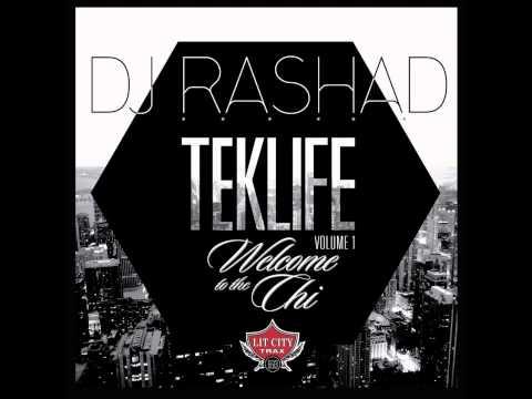 DJ Rashad - Chicago
