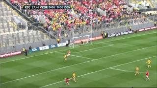 Top 5 GAA Football Points - 2012