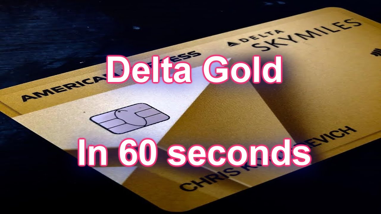 Download New Delta Gold credit card