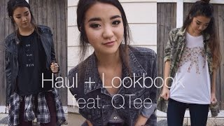 Mini HAUL + LOOKBOOK feat. QTee! Thumbnail