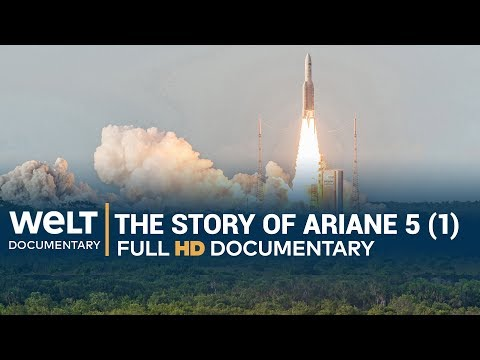 Rocket Science The success story of Ariane 5 (Pt 1) | Full Documentary