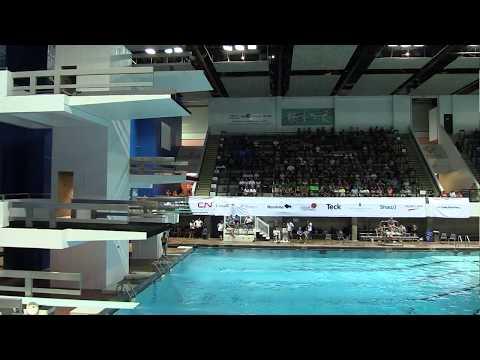 2017 Canada Summer Games - Diving Final - Women's Platform