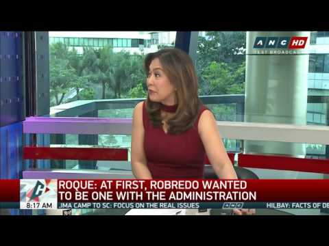 Robredo doesn't know what she wants to be: Congressman Roque