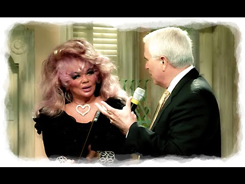 JAN CROUCH 💖 | Jan's Return Visit to TBN | PART 1 of 2