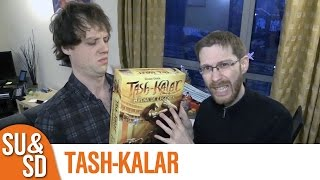 Tash-Kalar: Arena of Legends - Shut Up & Sit Down Review