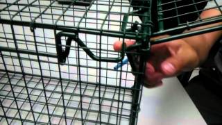 Animal Trap Demonstration Video