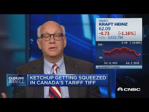 Canada's ketchup tariff will hurt food service businesses the most: Analyst
