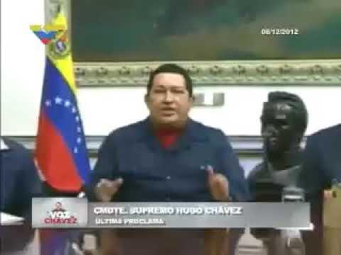 LA VOZ DE CHAVEZ 2da PARTE