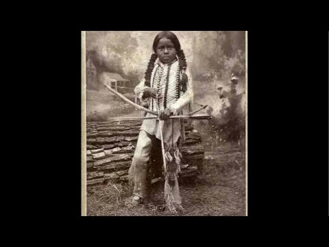 Who are the Indigenous Americans? Why are Asiatics depicted as Aboriginal Americans?