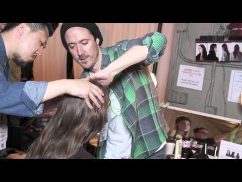Fekkai Professional Hair Products - NYFW show with Paul Hanlon