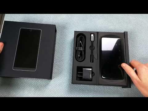 [UNBOXING] Essential PH-1 (Phone)